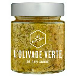 L'OLIVADE VERTE - Les Niçois