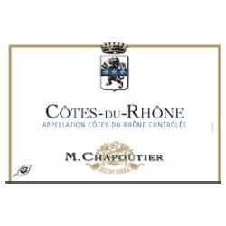 COTE DU RHONE BIO 2014 ROUGE M CHAPOUTIER