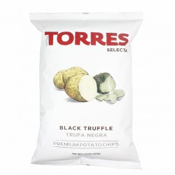 Chips Torres à la truffe noire 125g Bellota-Bellota