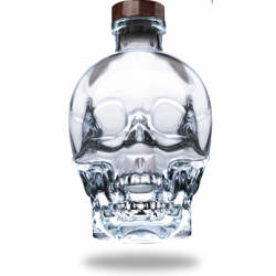 MAGNUM CRYSTAL HEAD VODKA ENCORE PLUS FORT !