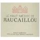HAUT MEDOC DE MAUCAILLOU - MOULIS - 2010