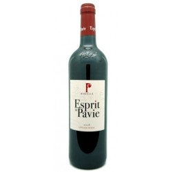 ESPRIT DE PAVIE 2008 SAINT EMILION ROUGE