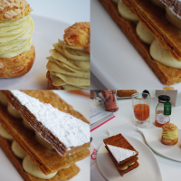 photos pâtisserie rêve
