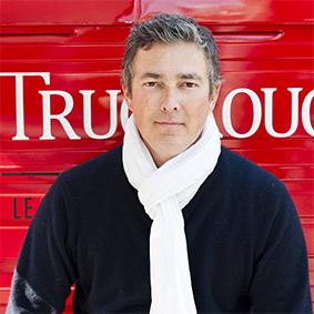 Le fondateur du Truc Rouge, Stéphane Blanc